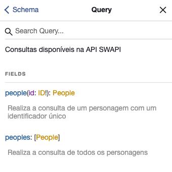 consulta API SWAPI