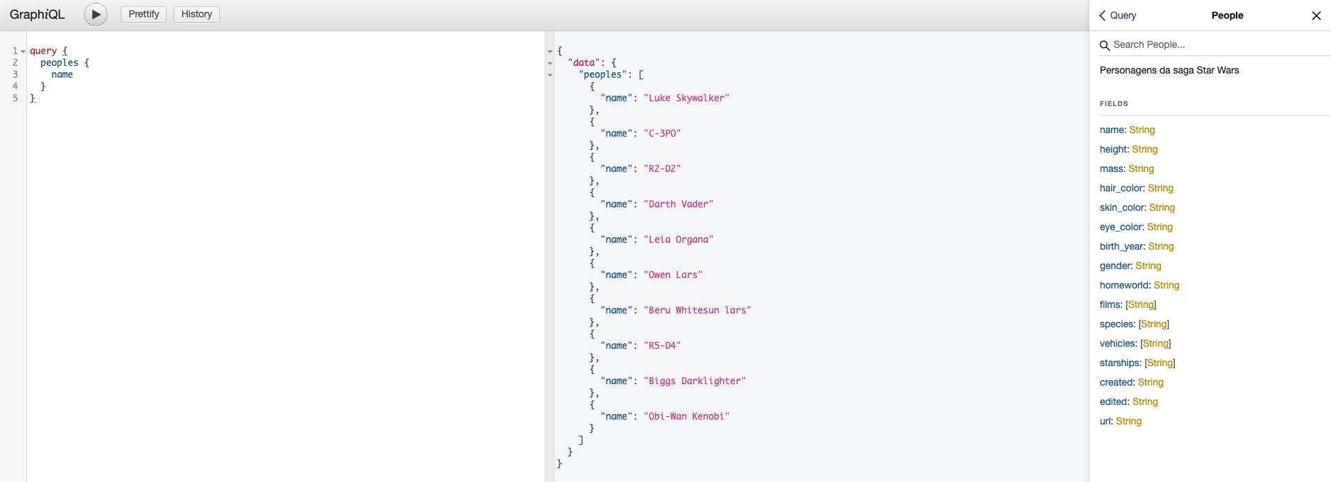 interface GraphQL