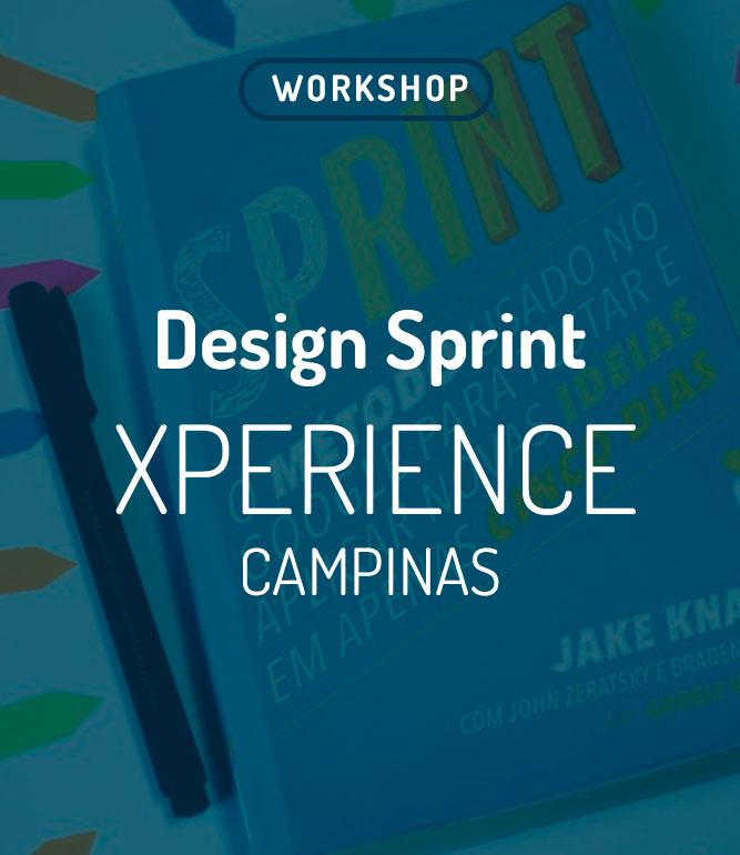 Design Sprint Xperience em Campinas