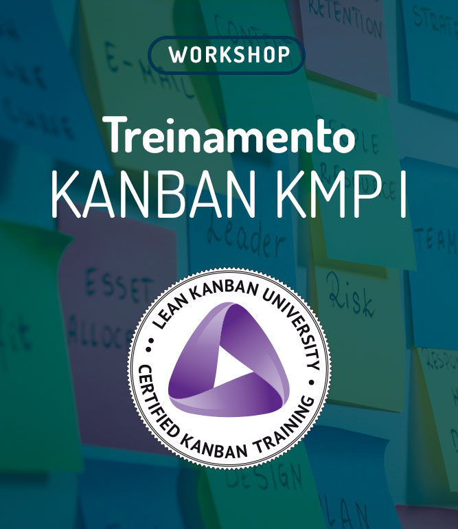 Treinamento Kanban KMP I em Joinville