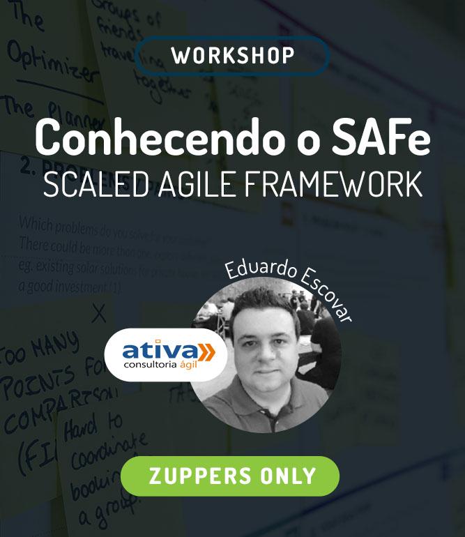 Conhecendo o SAFe (Scaled Agile Framework)