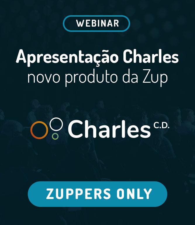 Apresentação Charles – Novo produto Zup