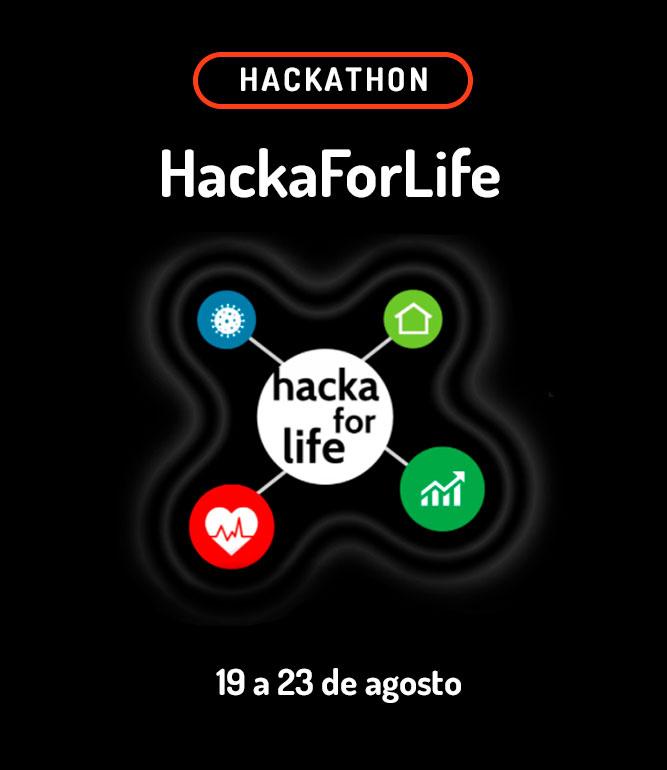 HackaForLife: apresentação Beagle – 19 a 23/08