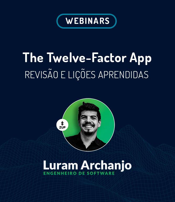 Webinar: The Twelve-Factor App