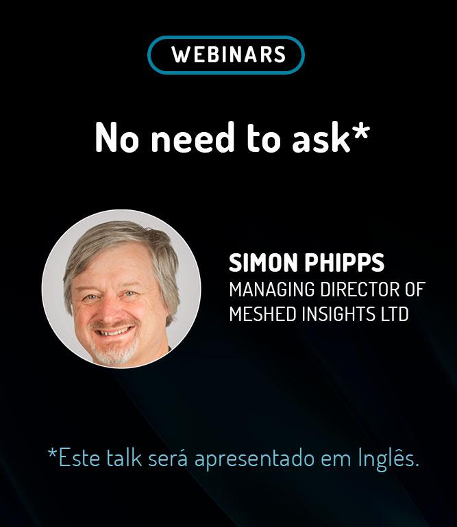 Zup open talks: No need to ask (apresentado em inglês)