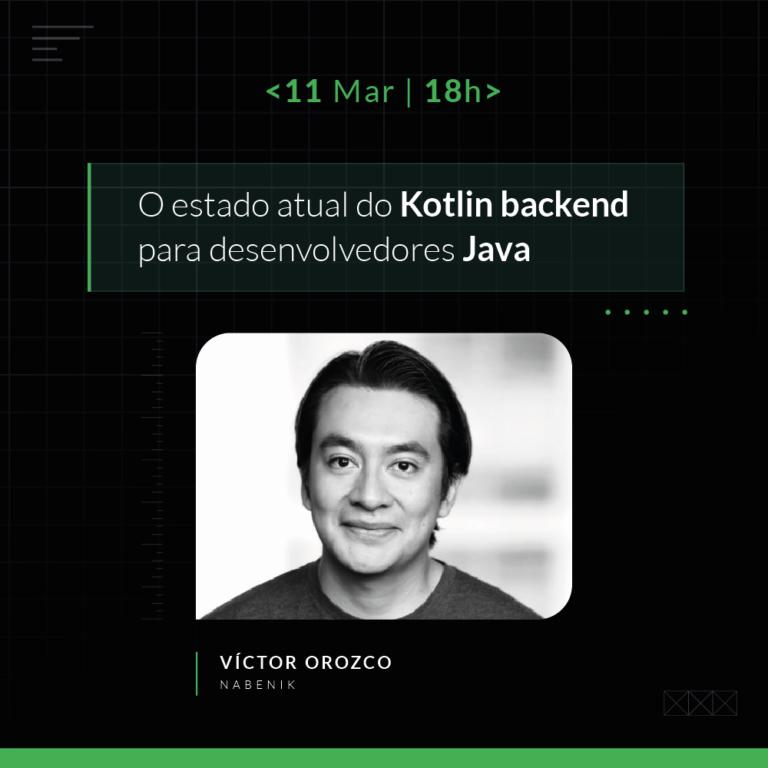 ZOT: O estado atual do Kotlin backend para devs Java