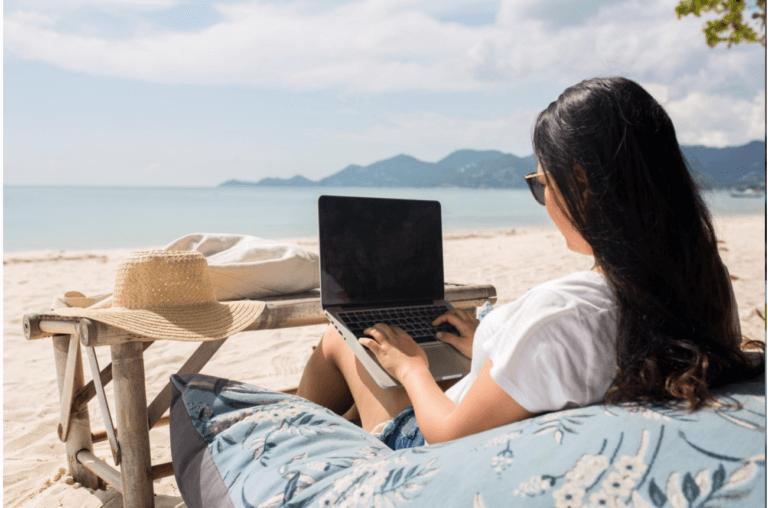Nômade Digital: como o trabalho remoto trouxe liberdade para o meu dia a dia