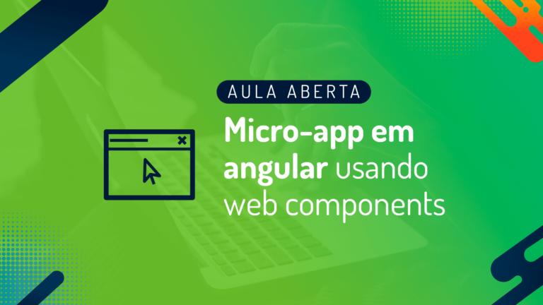 Micro-app em Angular