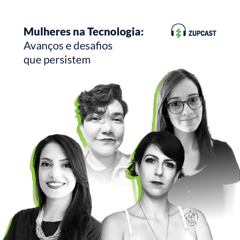 Zupcast: Mulheres na Tecnologia